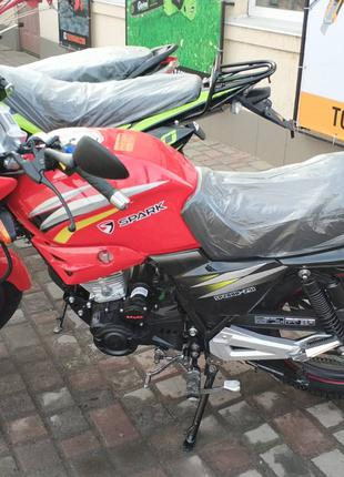 Купити мотоцикл SPARK SP200R-25i 200 куб.см двомісний дорожній