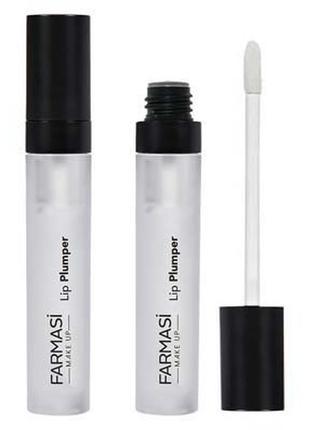Блеск для увеличения губ lip plumper farmasi, 4 мл