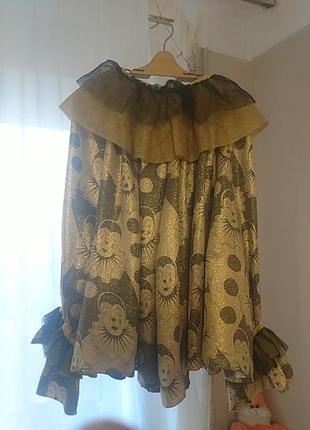 Блуза для клоуна мима