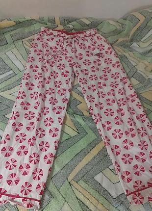 Широкие спортивные штаны huston