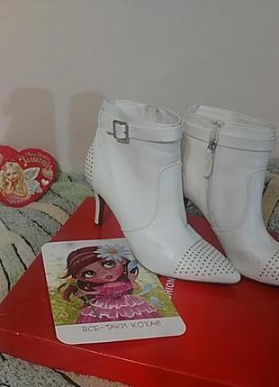 Свадебные ботинки graceland 39