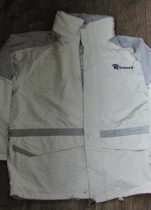 Куртка мужская парка xl ветровка 52-54 размер