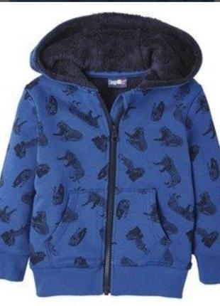 Куртка кофта лупилу 98-104