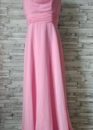 Вечернее платье allure bridals bridesmaids женское розовое