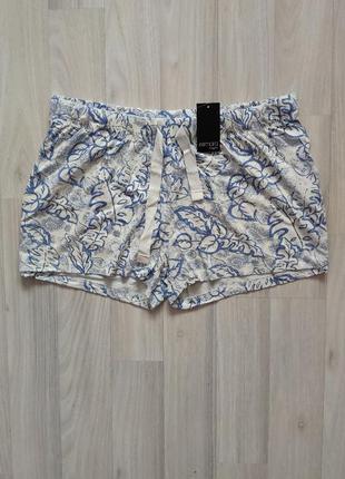 Женские домашние шорты пижама