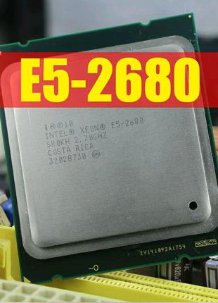 ЦЕНА СНИЖЕНА!!!/INTEL XEON E5-2680/20M кэш/2,7-3,7ГГц/8,00 GT/s