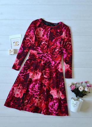 Красиве плаття в квіти ellen tracy