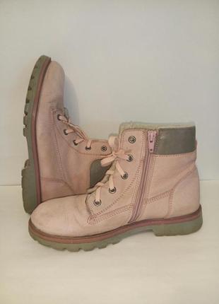 Ботинки для подростка по стельке 22см