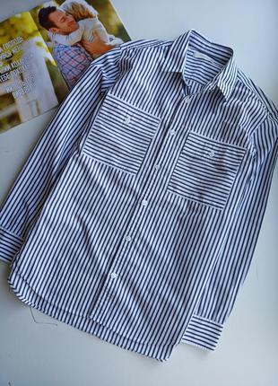 Рубашка котонова mango man ,  розмір s