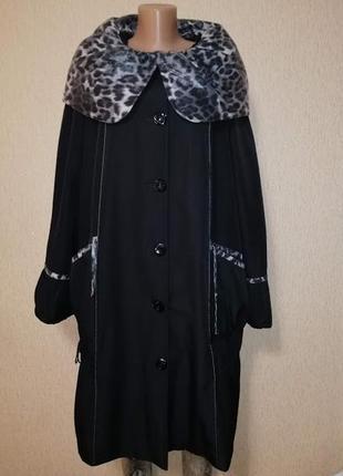 🔥🔥🔥красивая женская демисезонная куртка, пальто 58 размера vis...