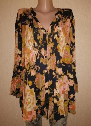 🔥🔥🔥красивая легкая женская кофта, блузка, джемпер 14 р. togeth...