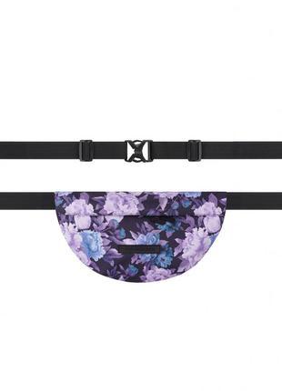 Поясная сумка gard mot bag purple flowers