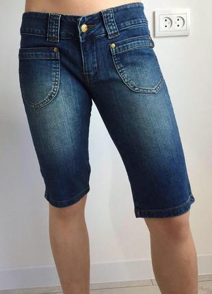 Шорти до колін, бриджі, джинсовые шорты, велосипедки, удлиненн...