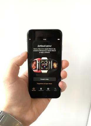 Apple iPhone 6 16Gb Space Gray Neverlock Оригинал БУ Гарантия