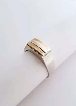 Серебряная мужская печатка,перстень,кольцо