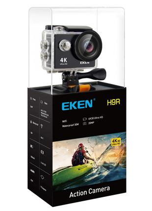 Экшн камера Eken H9R 4K WiFi