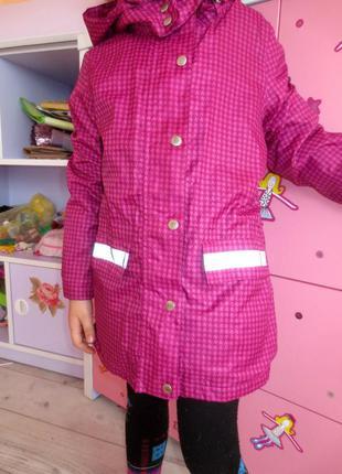 Фирменная куртка на красотку