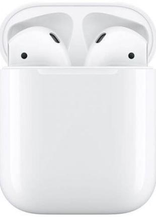 Наушники Apple AirPods with Charging Case С