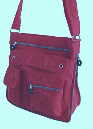 Молодежная сумка bag street а4
