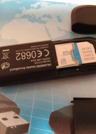 3G USB модем Huawei e1550