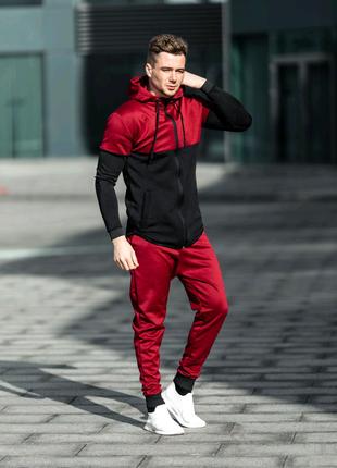 Спортивный костюм мужской Asos на весну штаны кофта брюки худи да