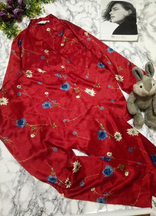 Шелковистая пижама