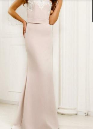 Шикарное выпускное платье/вечернее платье