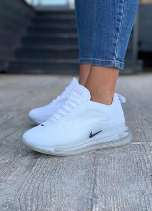 Nike air max 720 шикарные женские кроссовки найк