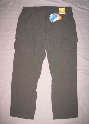Mountain warehouse (40/xxl) треккинговые штаны мужские