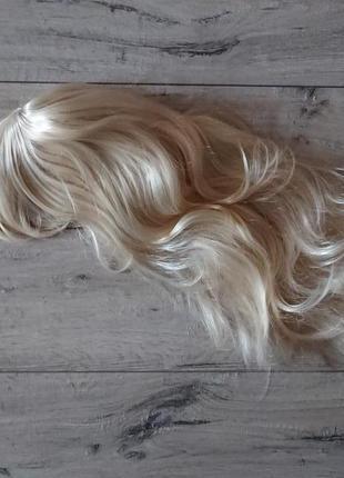 Парик с челкой для ежедневной носки wigs secret длинный