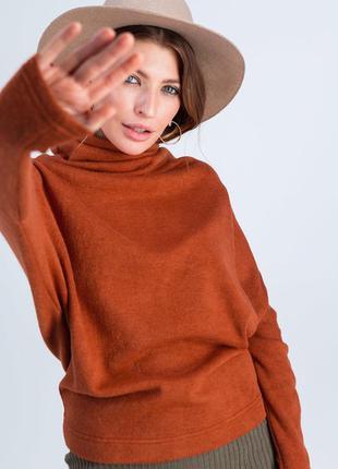 Теплый свитер grand ua