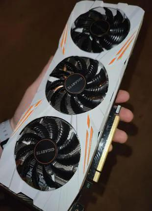 Gigabyte GeForce GTX 1080 Ti Gaming OC 11GB 352BIT