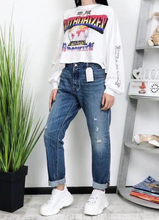 Джинсы в винтажном стиле винтаж levis 501 ct