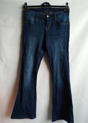 Женские джинсы клёш немецкого бренда esmara by lidl европа ори...