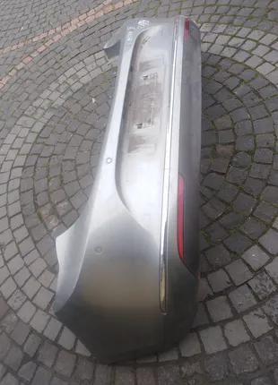 Бампер задний хэтчбек Opel Astra J Z179