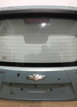 Chevrolet spark Кришка багажника Кляпа ляда