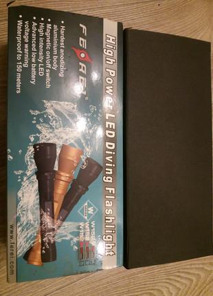 Подводный фонарь FEREI.