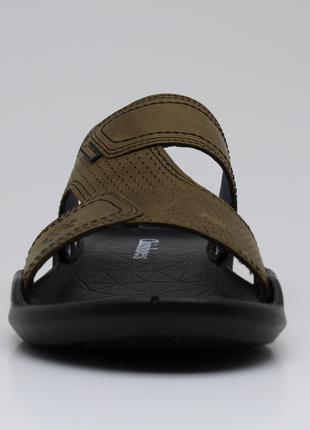 Шлёпки Clubshoes C1 оливка ленивый педаль, шлепанцы.мужские тапоч