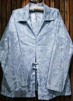 Нереально красивый блейзер пиджак жакет летний вечерний zhensi...