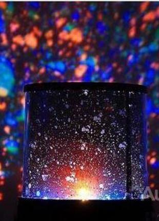Светильник, проектор звездного неба