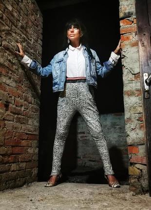 Джинсовая куртка falmer heritage с потертостями
