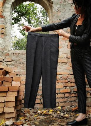 Брюки штаны классические со стрелкой на резинке marks&spenser ...