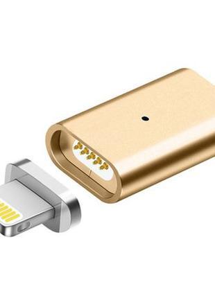 Магнитный адаптер на кабель для подключения Lightning устройств