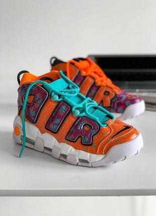 Nike air more uptempo what the 90s  шикарные кроссовки найк ун...