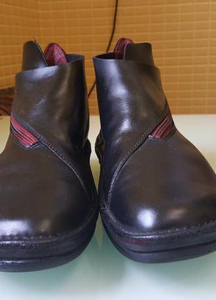 Невероятно удобные кожаные ботинки original