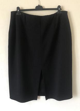 В наличии - юбка-миди с разрезом сзади *next* 20/48 р.