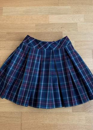 Юбка школьная Юность для девочки 152 см