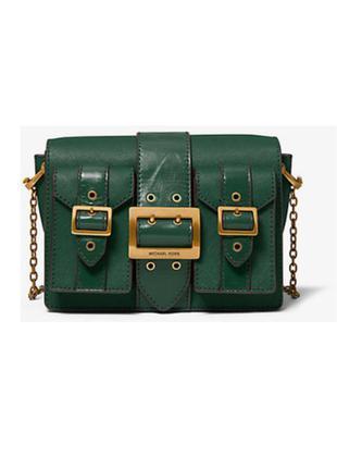Зеленая сумка крос боди #30f9aiym8l