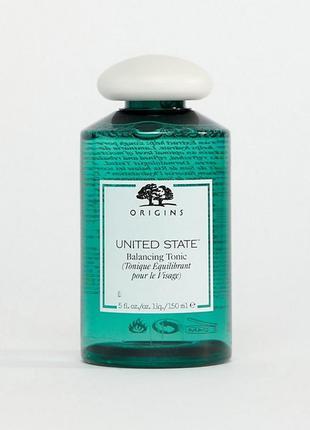 Тоник для лица origins united state balancing tonic
