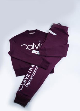 Спортивный костюм calvin klein, худи calvin klein, спортивные ...